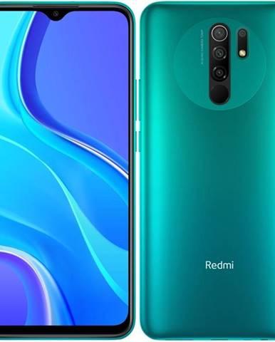 Mobilný telefón Xiaomi Redmi 9 32 GB - Ocean Green