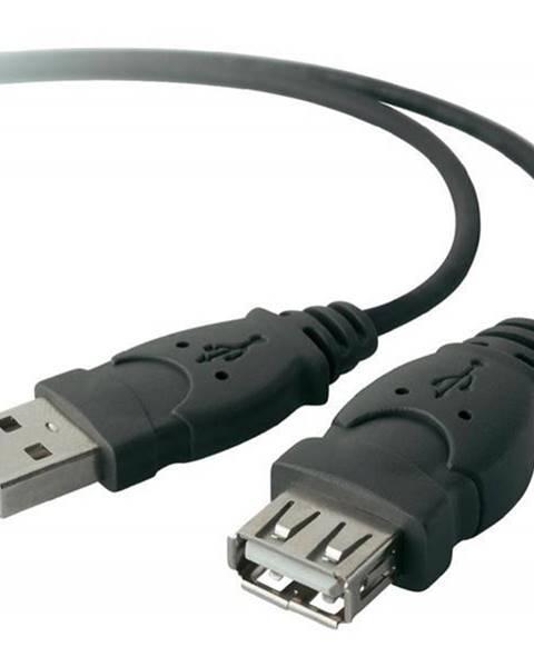 Belkin Kábel Belkin USB, 3m, prodlužovací čierny
