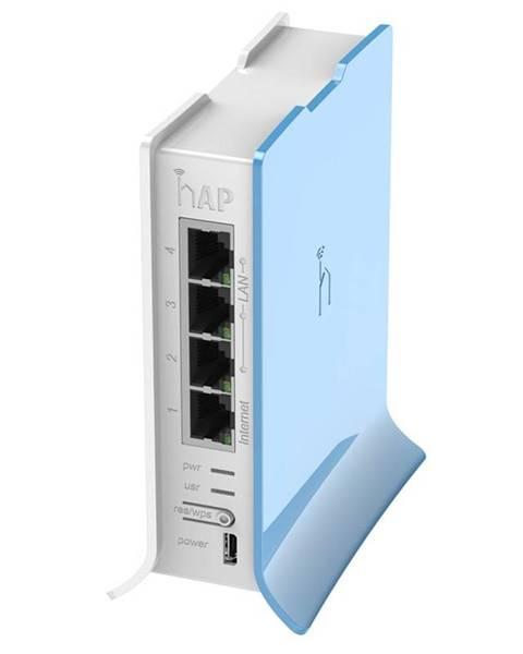 MikroTik Router MikroTik hAP lite TC RB941-2nD-TC