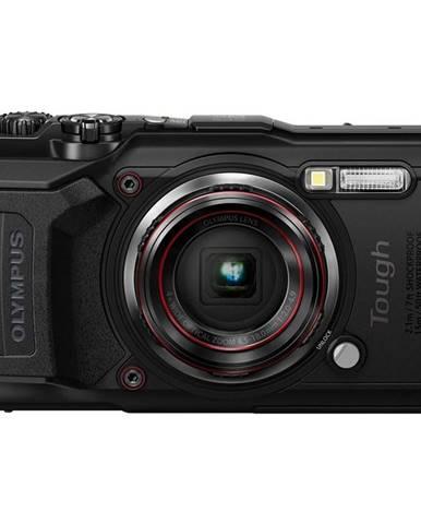 Digitálny fotoaparát Olympus TG-6 čierny