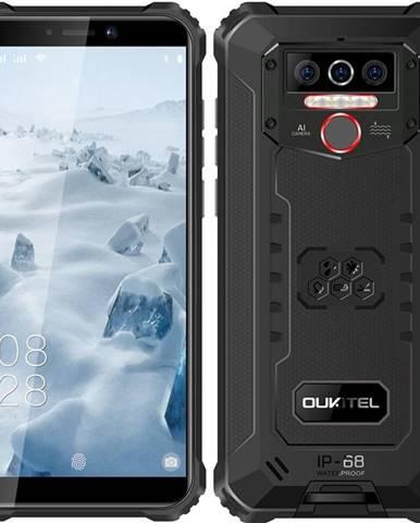 Mobilný telefón Oukitel WP5 čierny/červený