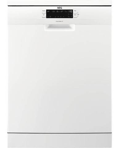 Umývačka riadu AEG Mastery Ffb53900zw biela