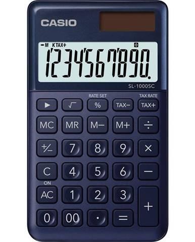 Kalkulačka Casio SL 1000 SC NY - tmavě modr
