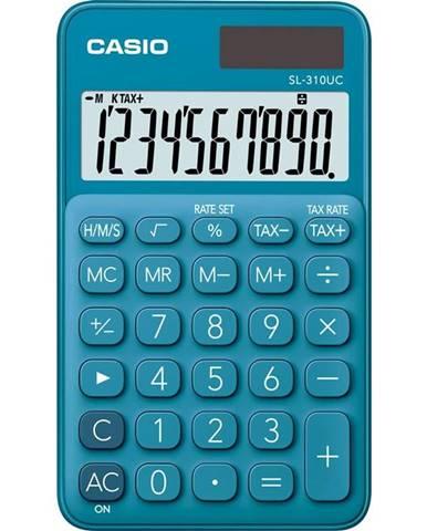 Kalkulačka Casio SL 310 UC BU - tmavě modr