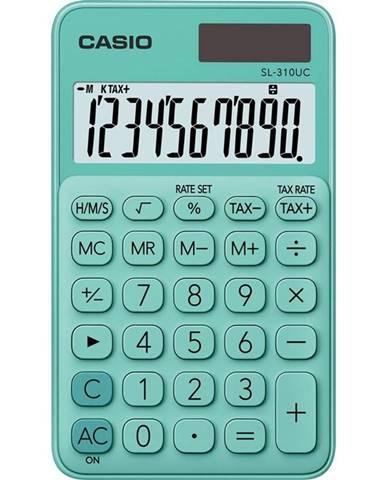 Kalkulačka Casio SL 310 UC GN zelen