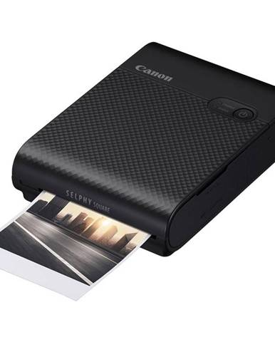 Fototlačiareň Canon Selphy Square QX10 čierna