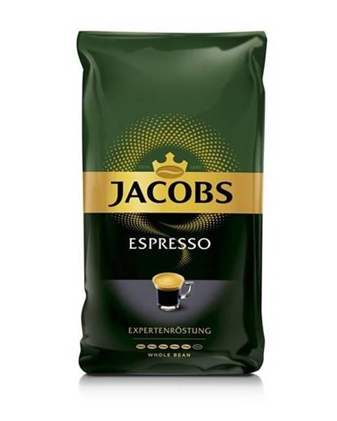 Jacobs Káva zrnková Jacobs Espresso Zrno 1000g