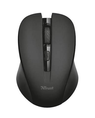 Myš  Trust Mydo Silent Click čierna