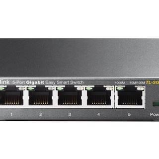 Switch TP-Link TL-SG105E sivý
