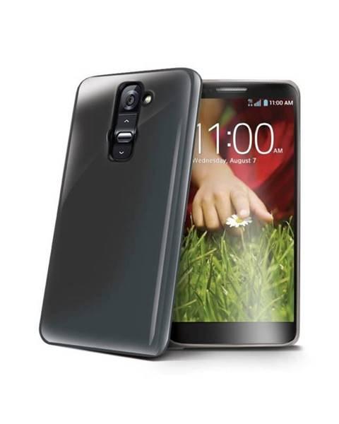 Celly Kryt na mobil Celly Gelskin na LG G2 priehľadný