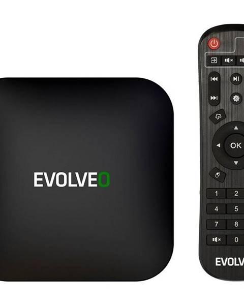 Evolveo Multimediálne centrum Evolveo MultiMedia Box C4, Quad Core