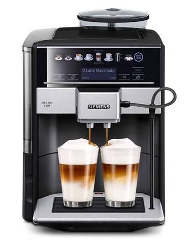 Espresso Siemens EQ.6 Te655319rw čierne