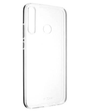 Kryt na mobil Fixed na Huawei P40 lite E priehľadný
