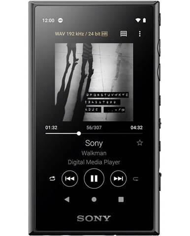 MP3 prehrávač Sony NW-A105 čierny