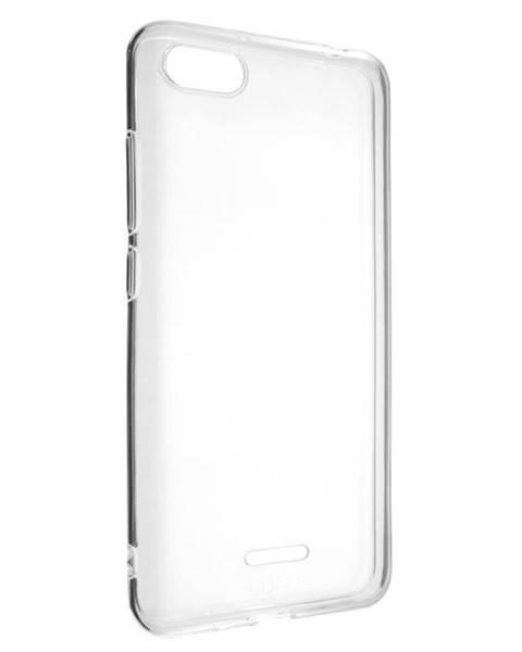 FIXED Kryt na mobil Fixed Skin na Xiaomi Redmi 6A priehľadný
