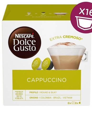 NescafÉ Dolce Gusto® Cappuccino kávové kapsule 16 ks