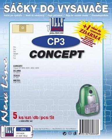 Sáčky pre vysávače Jolly CP 3