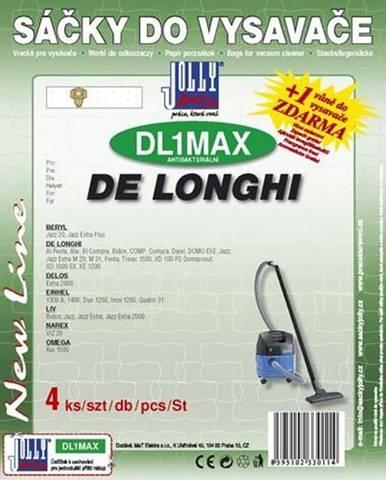 Sáčky pre vysávače Jolly MAX DL 1