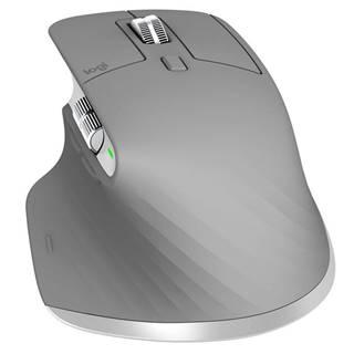 Myš  Logitech MX Master 3 Advanced Wireless sivá