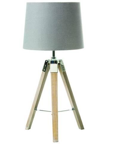 Stolná lampa sivá JADE TYP 2 8008-17B