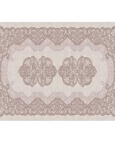 Koberec krémová 180x270 LARIMER