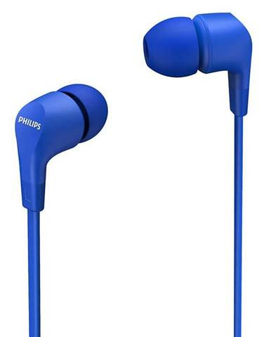 Slúchadlá Philips Tae1105bl modrá