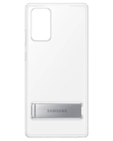 Kryt na mobil Samsung Clear Standing Cover na Galaxy Note20