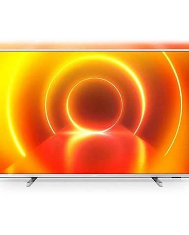 Televízor Philips 65PUS7855 strieborn