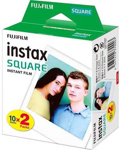 Instantný film Fujifilm Instax Square White 20ks