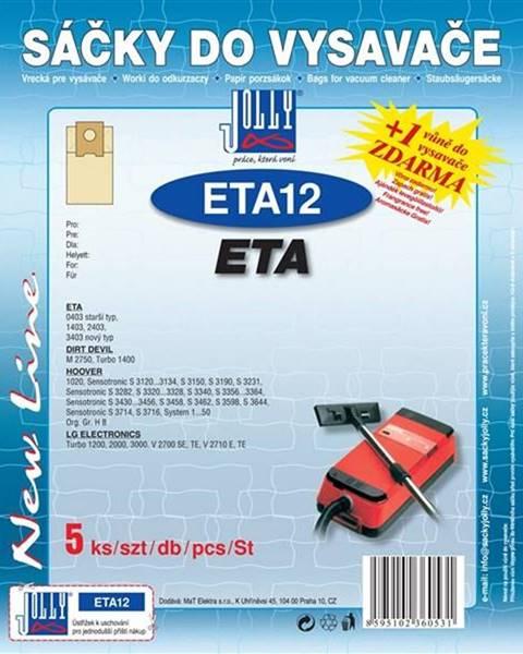 Jolly Sáčky pre vysávače Jolly ETA 12