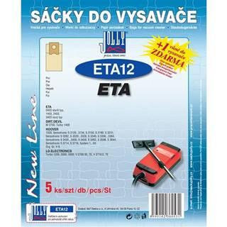 Sáčky pre vysávače Jolly ETA 12
