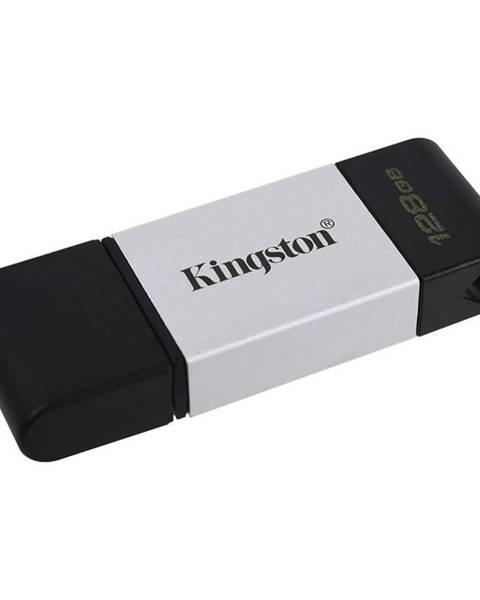 Kingston USB flash disk Kingston DataTraveler 80 128GB, USB-C