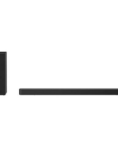 Soundbar LG SN6Y čierny