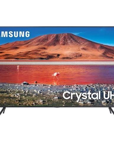 Televízor Samsung Ue43tu7172 strieborn