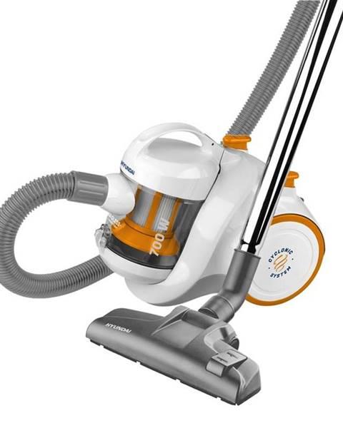Hyundai Podlahový vysávač Hyundai VC009 biely/oranžov