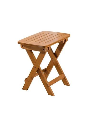Stolička prírodný bambus DENICE