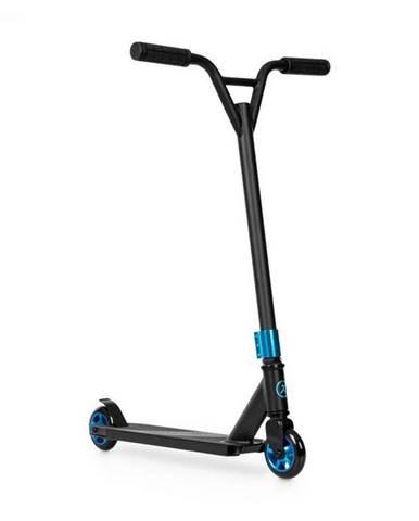 KLARFIT Stuntz, kolobežka, hliník, PU kolesá, ABEC 7, guľôčkové ložisko, modrá/čierna