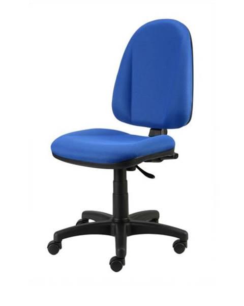 Sconto Kancelárska stolička DONA modrá
