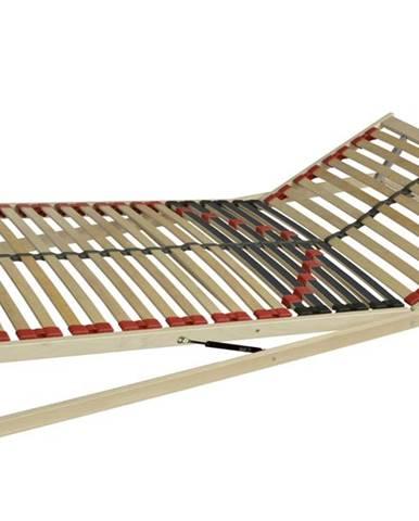 Polohovací výklopný rošt SOGNO NV T5 90x200 cm