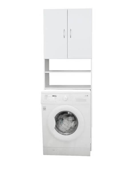 Sconto Skrinka nad práčku NELLY biela