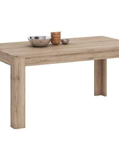 Jedálenský stôl ASTON dub sanremo