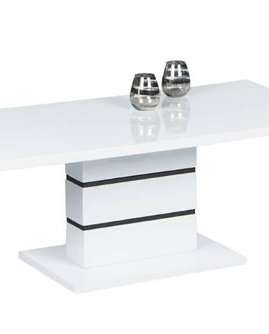 Konferenčný stolík CLARA biela