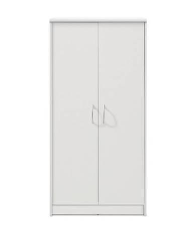 Skriňa OPTIMUS 70-001 biela