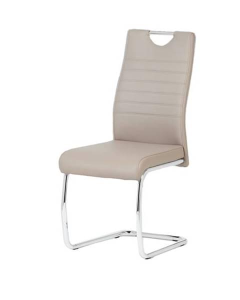 Sconto Jedálenská stolička BONNIE CAP cappuccino
