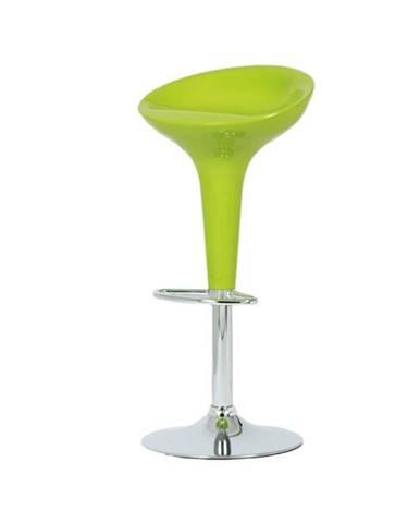Barová stolička NEVADA 1 zelená