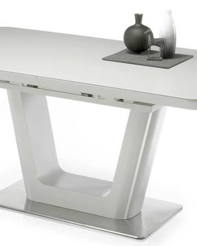 Jedálenský stôl SCOTT biela