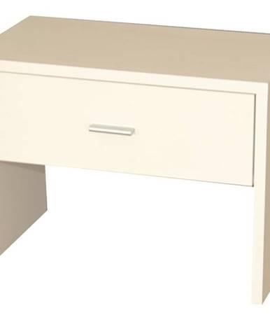 Odkladací stolík MAJA biela