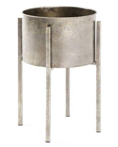 Odkladací stolík/kvetináč GINA výška stola 51 cm/ø 38 cm