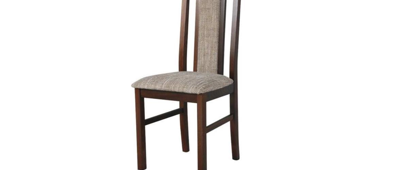 Jedálenská stolička BOLS 14 hnedá